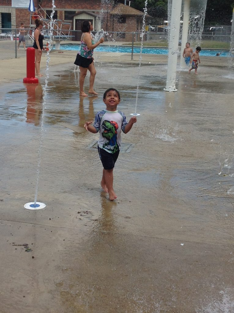 Preschool Splash Pad
